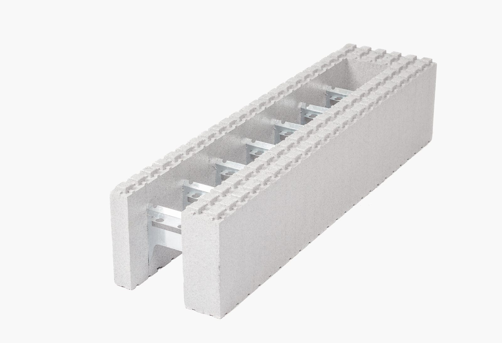ICF Blocks - Thermowall Insulated Wall System - Thermohouse