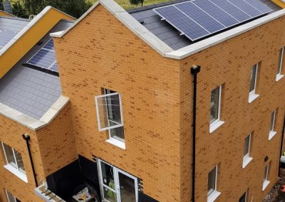 Feltham Insulated Roof Panels and Solar Panels