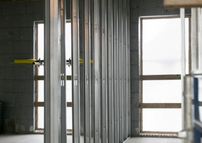 Internal ICF Walls and Partitions