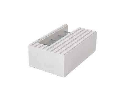 Thermowall Passive Platinum Wall Block - TH-25L-B