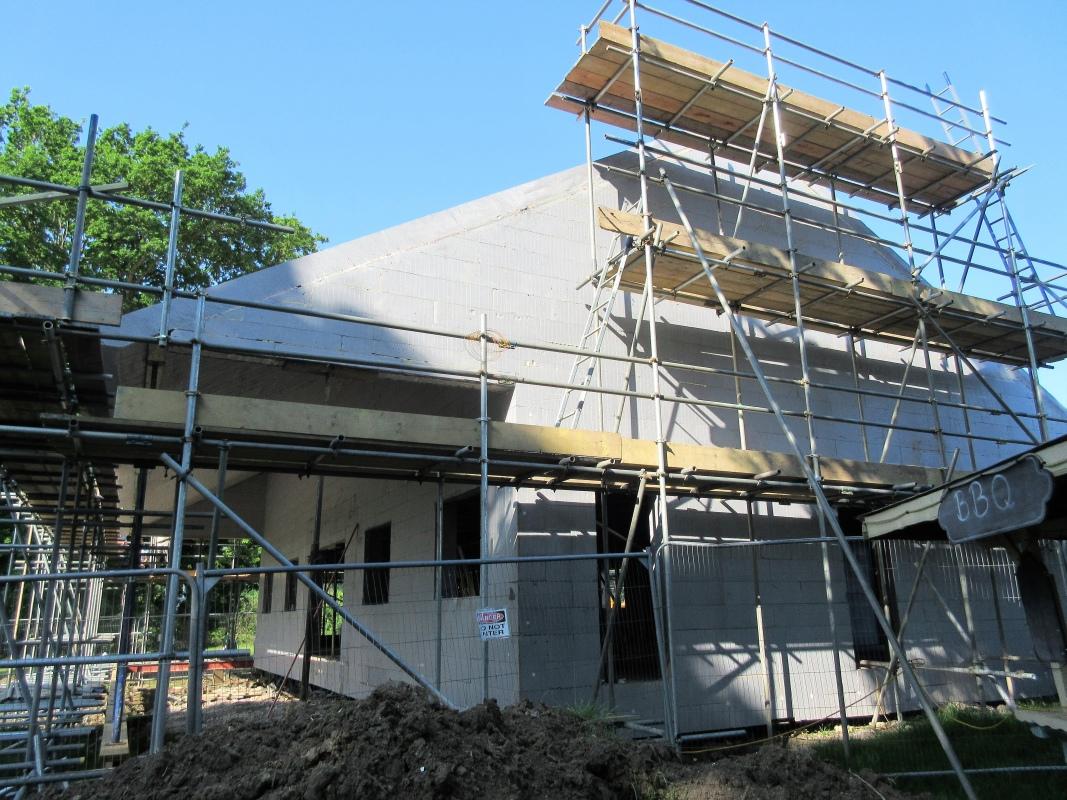 Energy Efficient Icf Commercial Building In Dorking