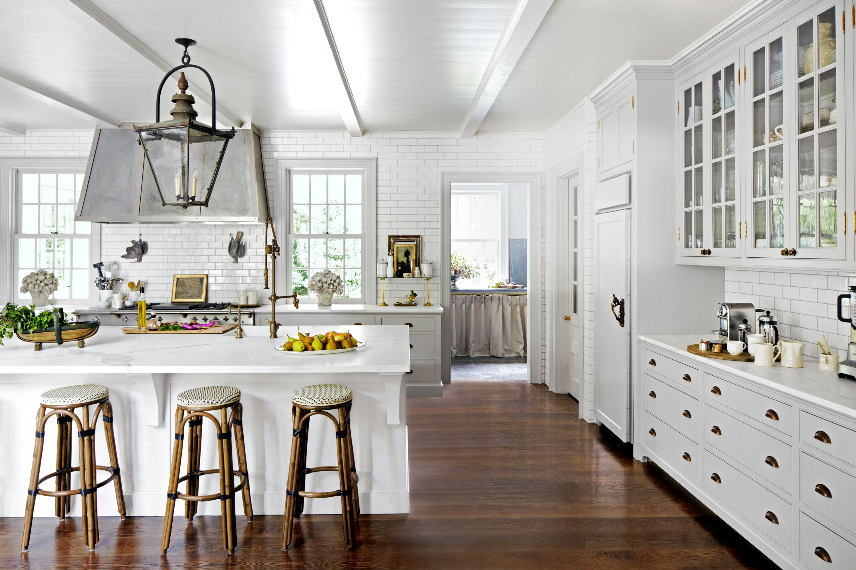 This is an image of kitchen design