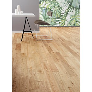 This is an image of light wood floors