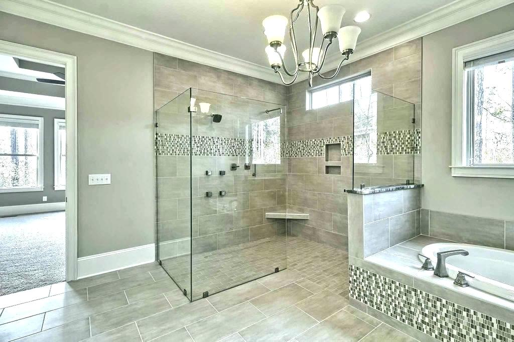 This is an image of tile design in the bathroom
