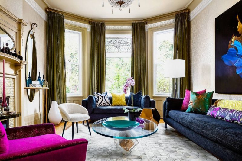 Making Use of Colour in The Home